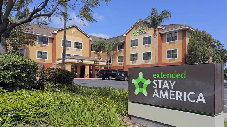 """Extended Stay America Stes La La Mirada Exterior. Images powered by <a href=""""http://web.iceportal.com"""" target=""""_blank"""" rel=""""noopener"""">Ice Portal</a>."""