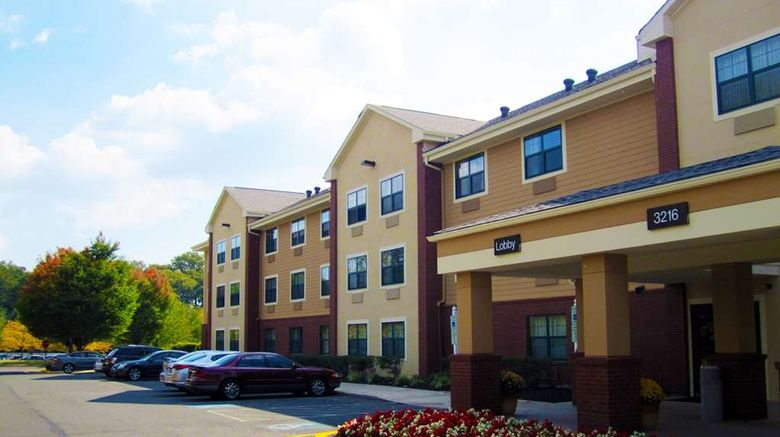 """Extended Stay America Suites Bensalem Exterior. Images powered by <a href=""""http://web.iceportal.com"""" target=""""_blank"""" rel=""""noopener"""">Ice Portal</a>."""