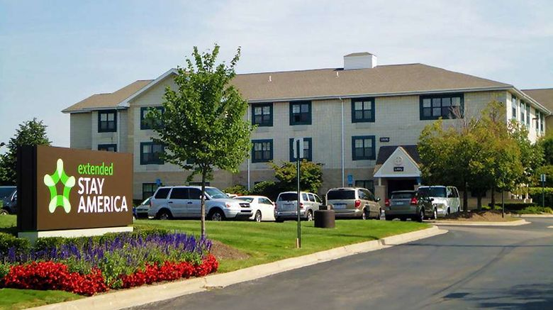 """Extended Stay America Stes  Madison Hght Exterior. Images powered by <a href=""""http://web.iceportal.com"""" target=""""_blank"""" rel=""""noopener"""">Ice Portal</a>."""
