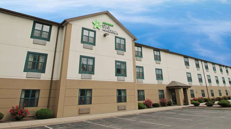 """Extended Stay America Stes Buffalo Amher Exterior. Images powered by <a href=""""http://web.iceportal.com"""" target=""""_blank"""" rel=""""noopener"""">Ice Portal</a>."""