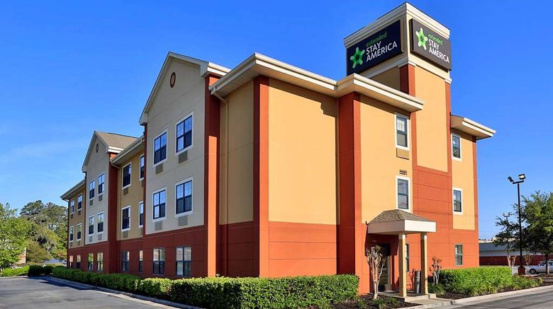 """Extended Stay America Stes Savannah Mdtn Exterior. Images powered by <a href=""""http://web.iceportal.com"""" target=""""_blank"""" rel=""""noopener"""">Ice Portal</a>."""