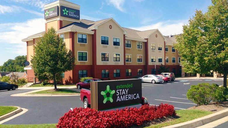 """Extended Stay America Stes Columbia Laur Exterior. Images powered by <a href=""""http://web.iceportal.com"""" target=""""_blank"""" rel=""""noopener"""">Ice Portal</a>."""