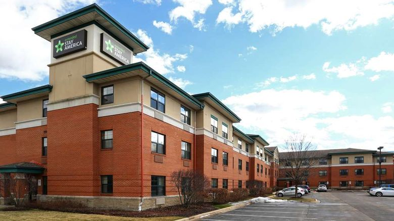 """Extended Stay America Stes Vernon Hll La Exterior. Images powered by <a href=""""http://web.iceportal.com"""" target=""""_blank"""" rel=""""noopener"""">Ice Portal</a>."""