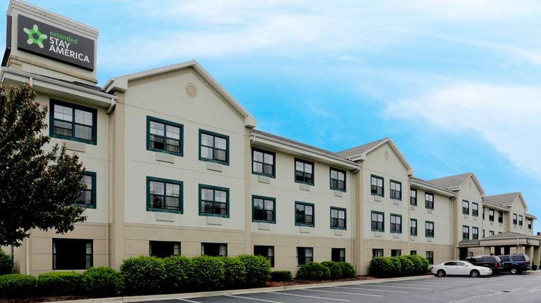 """Extended Stay America Stes Bloomington N Exterior. Images powered by <a href=""""http://web.iceportal.com"""" target=""""_blank"""" rel=""""noopener"""">Ice Portal</a>."""