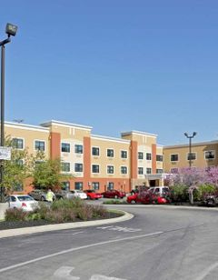 Extended Stay America Stes Chicago Midwa