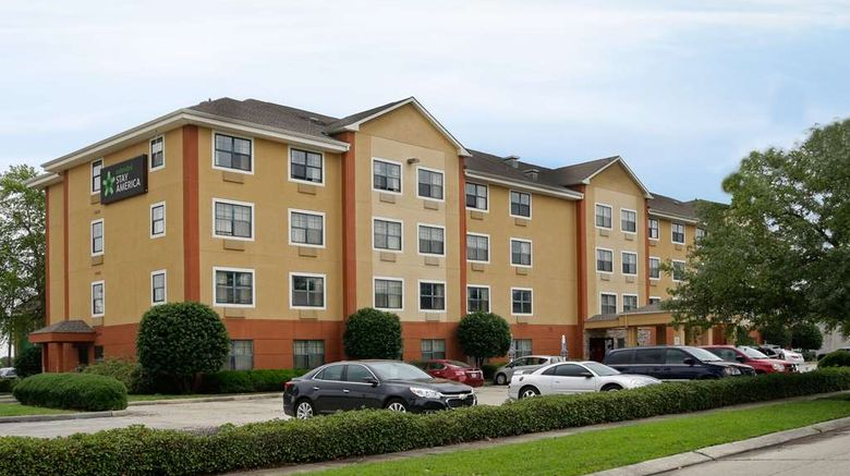"""Extended Stay America Stes New Orleans Exterior. Images powered by <a href=""""http://web.iceportal.com"""" target=""""_blank"""" rel=""""noopener"""">Ice Portal</a>."""