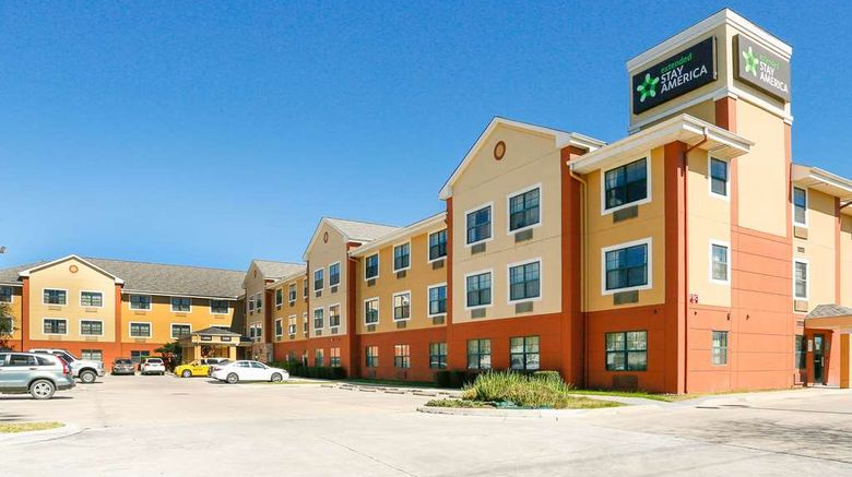"""Extended Stay America Stes Med Ctr Green Exterior. Images powered by <a href=""""http://web.iceportal.com"""" target=""""_blank"""" rel=""""noopener"""">Ice Portal</a>."""