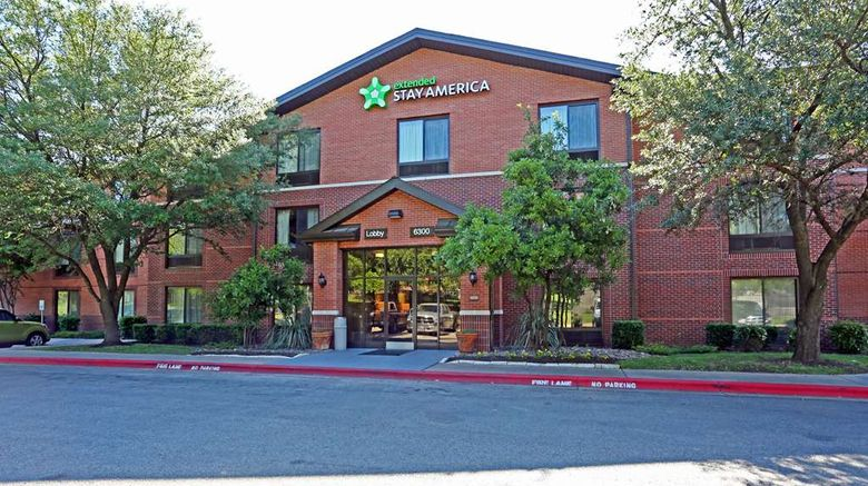 """Extended Stay America Stes Austin Metro Exterior. Images powered by <a href=""""http://web.iceportal.com"""" target=""""_blank"""" rel=""""noopener"""">Ice Portal</a>."""