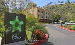 Extended Stay America Stes San Diego Mis