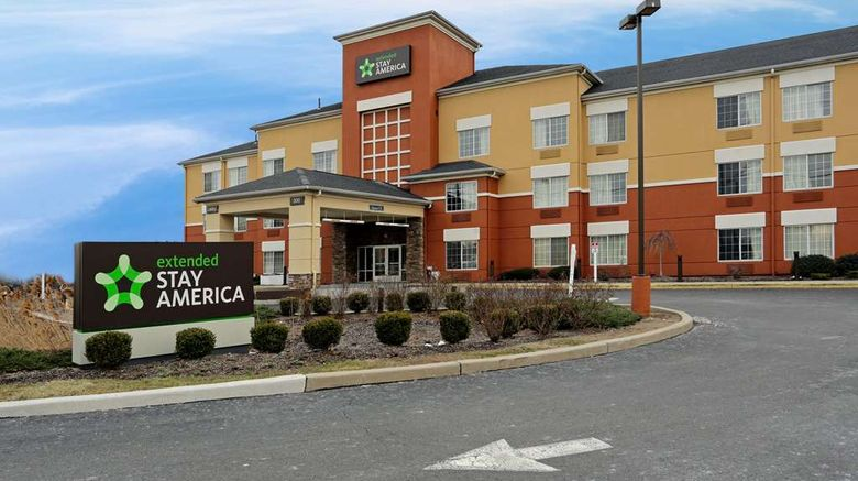 """Extended Stay America Stes E Rutherford Exterior. Images powered by <a href=""""http://web.iceportal.com"""" target=""""_blank"""" rel=""""noopener"""">Ice Portal</a>."""