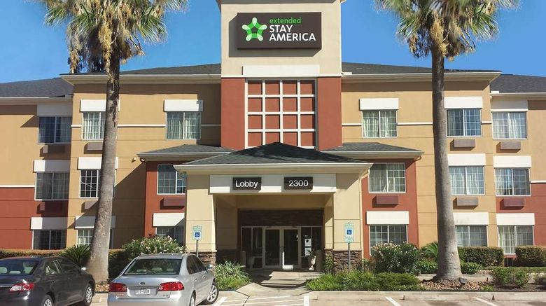 """Extended Stay America Stes Houston Uptow Exterior. Images powered by <a href=""""http://web.iceportal.com"""" target=""""_blank"""" rel=""""noopener"""">Ice Portal</a>."""