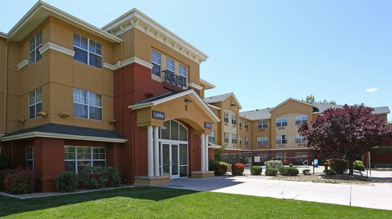 """Extended Stay America Stes Rio Rancho Exterior. Images powered by <a href=""""http://web.iceportal.com"""" target=""""_blank"""" rel=""""noopener"""">Ice Portal</a>."""