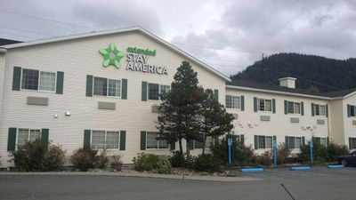 Extended Stay America Stes Juneau Shell