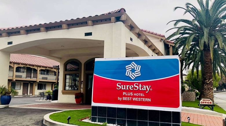 """SureStay by Best Western Silicon Valley Exterior. Images powered by <a href=""""http://web.iceportal.com"""" target=""""_blank"""" rel=""""noopener"""">Ice Portal</a>."""