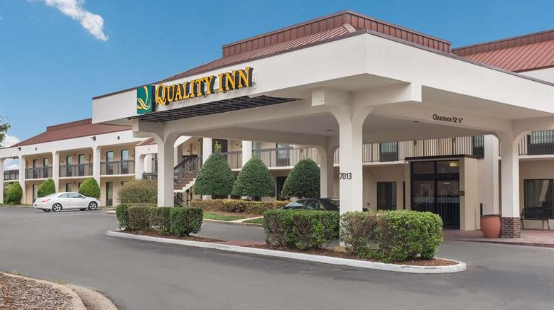 """Quality Inn Chattanooga-Airport/I-75 Exterior. Images powered by <a href=""""http://web.iceportal.com"""" target=""""_blank"""" rel=""""noopener"""">Ice Portal</a>."""