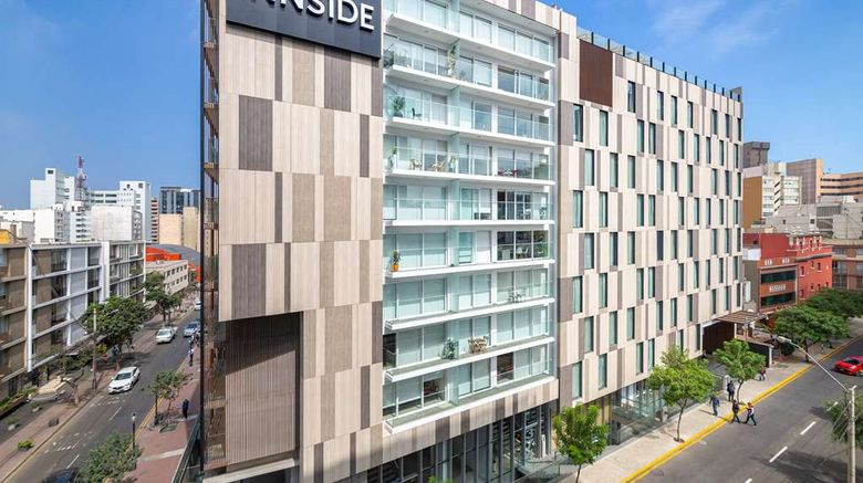 """INNSIDE by Melia Lima Miraflores Exterior. Images powered by <a href=""""http://web.iceportal.com"""" target=""""_blank"""" rel=""""noopener"""">Ice Portal</a>."""
