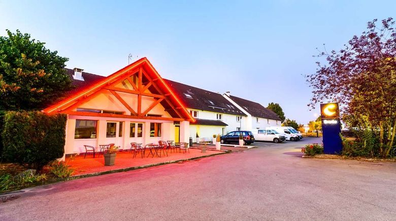 """Comfort Hotel Amiens Nord Exterior. Images powered by <a href=""""http://web.iceportal.com"""" target=""""_blank"""" rel=""""noopener"""">Ice Portal</a>."""