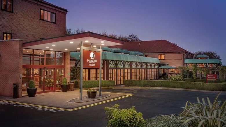 """DoubleTree by Hilton Forest Pines Exterior. Images powered by <a href=""""http://web.iceportal.com"""" target=""""_blank"""" rel=""""noopener"""">Ice Portal</a>."""