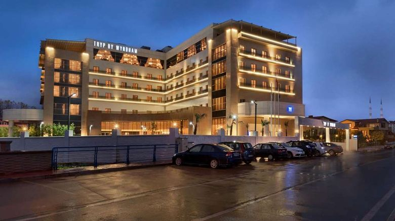 """TRYP by Wyndham Izmit Exterior. Images powered by <a href=""""http://web.iceportal.com"""" target=""""_blank"""" rel=""""noopener"""">Ice Portal</a>."""