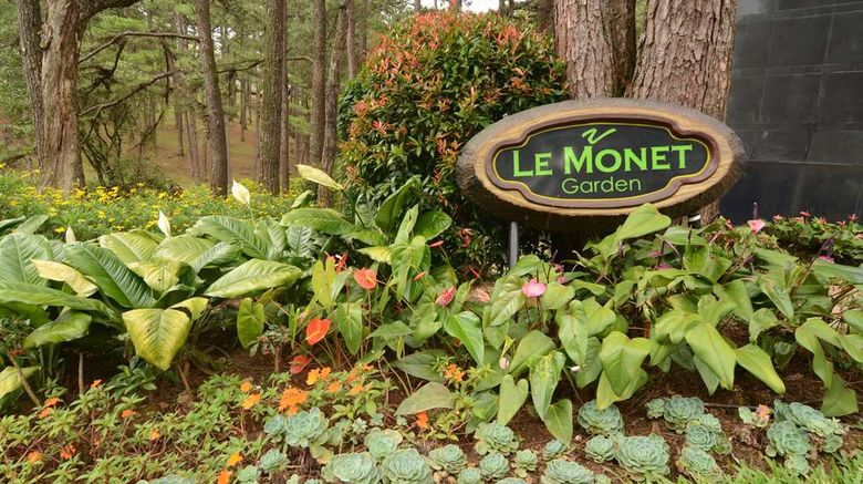 """Le Monet Hotel Exterior. Images powered by <a href=""""http://web.iceportal.com"""" target=""""_blank"""" rel=""""noopener"""">Ice Portal</a>."""