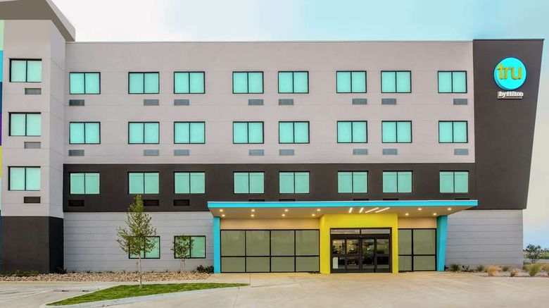 """Tru by Hilton Amarillo West Exterior. Images powered by <a href=""""http://web.iceportal.com"""" target=""""_blank"""" rel=""""noopener"""">Ice Portal</a>."""