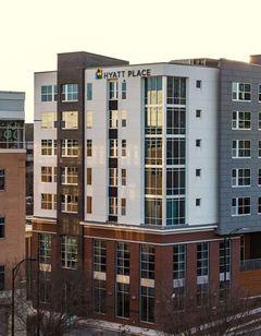 Hyatt Place Greenville Downtown