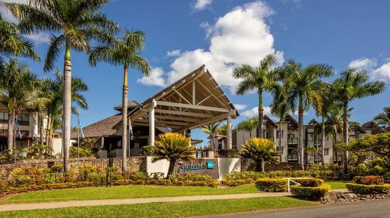 "Radisson Blu Resort Fiji Denarau Island Exterior. Images powered by <a href=""http://web.iceportal.com"" target=""_blank"" rel=""noopener"">Ice Portal</a>."