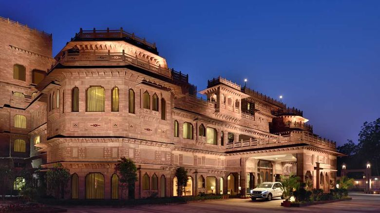 """Radisson Jodhpur Exterior. Images powered by <a href=""""http://web.iceportal.com"""" target=""""_blank"""" rel=""""noopener"""">Ice Portal</a>."""