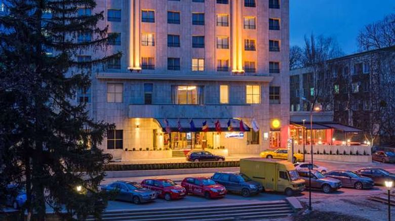"""<b>Radisson Blu Leogrand Chisinau Exterior</b>. Images powered by <a href=""""https://iceportal.shijigroup.com/"""" title=""""IcePortal"""" target=""""_blank"""">IcePortal</a>."""