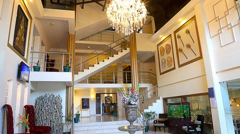 """The Oasis Mussoorie-Radisson Individuals Lobby. Images powered by <a href=""""http://web.iceportal.com"""" target=""""_blank"""" rel=""""noopener"""">Ice Portal</a>."""