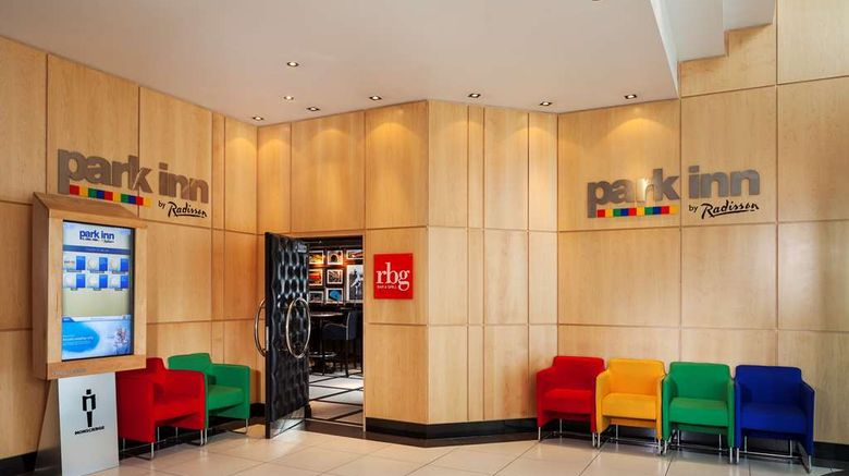 """Park Inn Belfast Lobby. Images powered by <a href=""""http://web.iceportal.com"""" target=""""_blank"""" rel=""""noopener"""">Ice Portal</a>."""