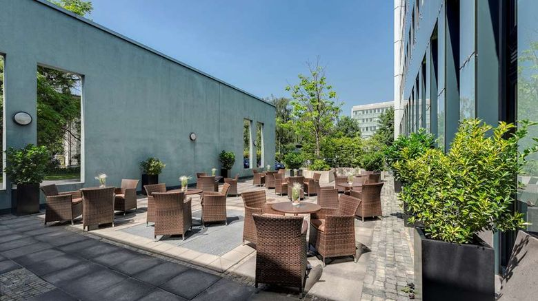 """Park Inn Cologne City-West Exterior. Images powered by <a href=""""http://web.iceportal.com"""" target=""""_blank"""" rel=""""noopener"""">Ice Portal</a>."""