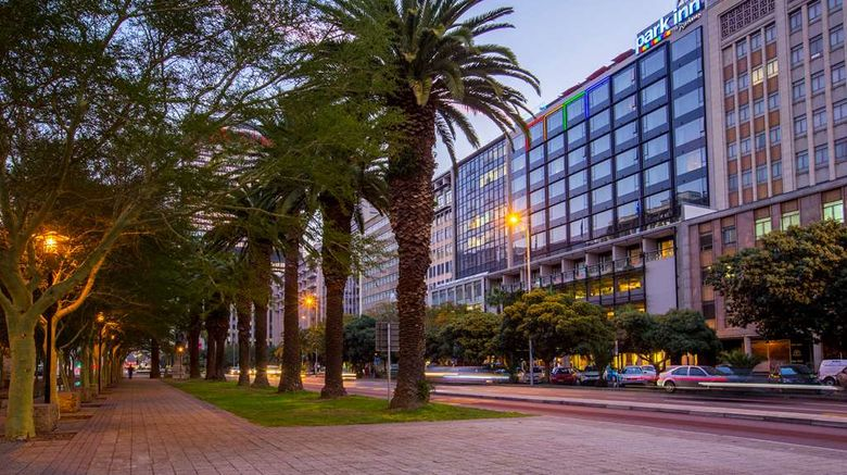 """Park Inn Cape Town Foreshore Exterior. Images powered by <a href=""""http://web.iceportal.com"""" target=""""_blank"""" rel=""""noopener"""">Ice Portal</a>."""