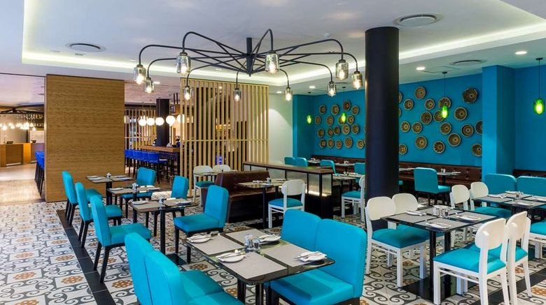 """<b>Park Inn by Radisson Polokwane Restaurant</b>. Images powered by <a href=""""https://iceportal.shijigroup.com/"""" title=""""IcePortal"""" target=""""_blank"""">IcePortal</a>."""