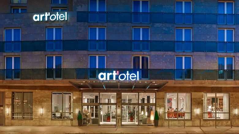 """<b>art'otel budapest, by park plaza Exterior</b>. Images powered by <a href=""""https://iceportal.shijigroup.com/"""" title=""""IcePortal"""" target=""""_blank"""">IcePortal</a>."""
