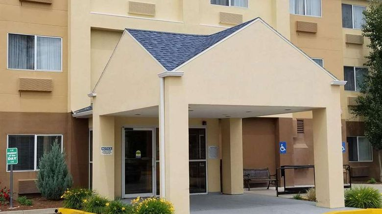 """Wingate by Wyndham Great Falls Exterior. Images powered by <a href=""""http://web.iceportal.com"""" target=""""_blank"""" rel=""""noopener"""">Ice Portal</a>."""