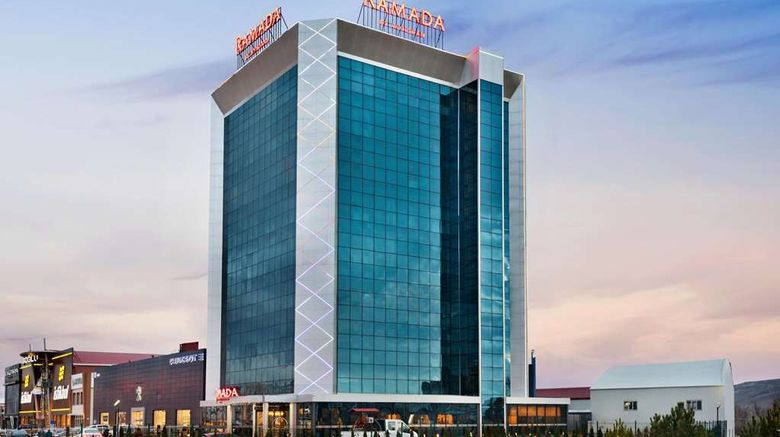 """Ramada by Wyndham Sivas Exterior. Images powered by <a href=""""http://web.iceportal.com"""" target=""""_blank"""" rel=""""noopener"""">Ice Portal</a>."""