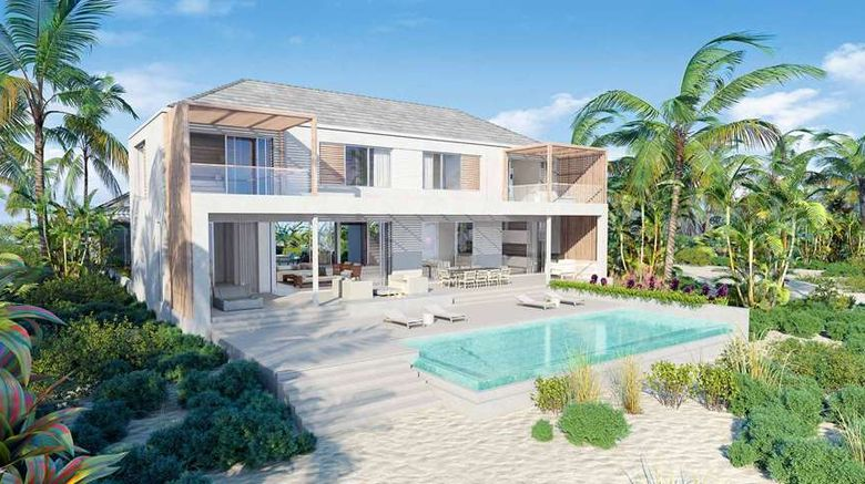 """Beach Enclave Long Bay Residence Exterior. Images powered by <a href=""""http://web.iceportal.com"""" target=""""_blank"""" rel=""""noopener"""">Ice Portal</a>."""