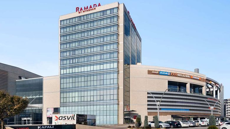 """Ramada by Wyndham Diyarbakir Exterior. Images powered by <a href=""""http://web.iceportal.com"""" target=""""_blank"""" rel=""""noopener"""">Ice Portal</a>."""
