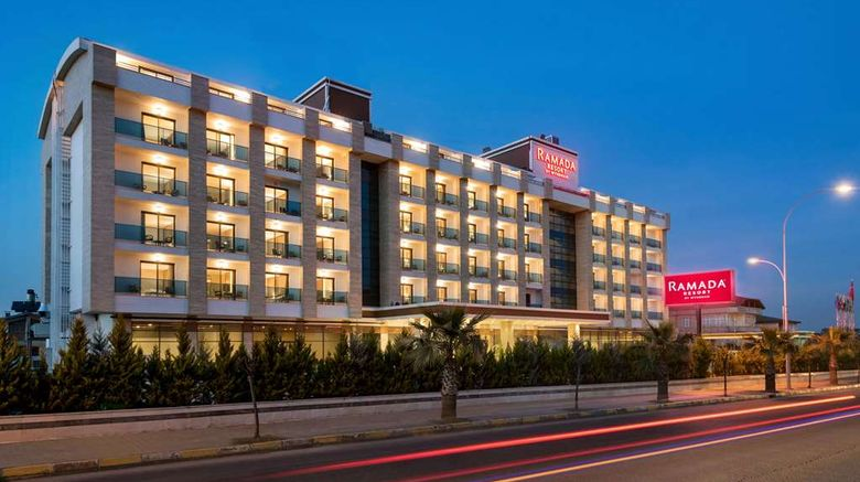 """Ramada Resort by Wyndham Unye Exterior. Images powered by <a href=""""http://web.iceportal.com"""" target=""""_blank"""" rel=""""noopener"""">Ice Portal</a>."""