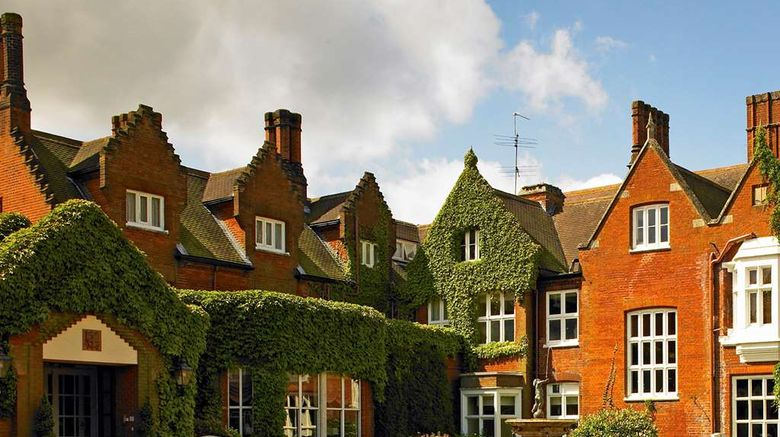 """<b>Sprowston Manor Hotel Golf, Country Club Exterior</b>. Images powered by <a href=""""https://iceportal.shijigroup.com/"""" title=""""IcePortal"""" target=""""_blank"""">IcePortal</a>."""