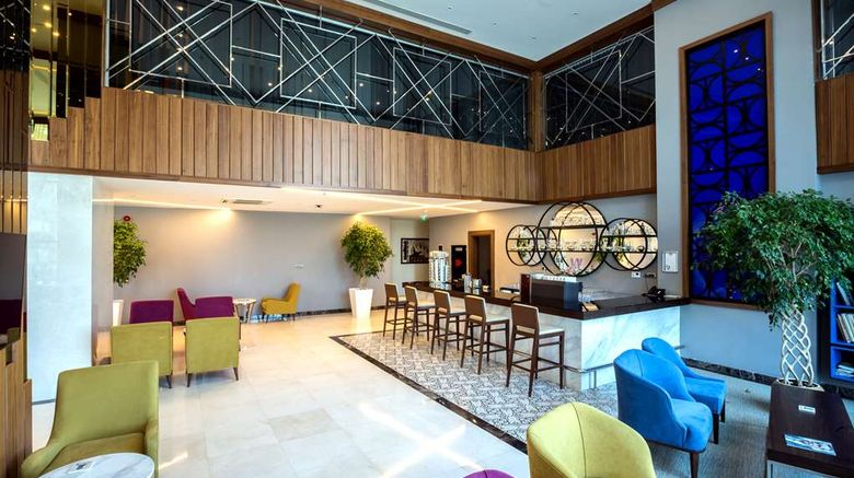 "<b>Radisson Blu Hotel Diyarbakir Lobby</b>. Images powered by <a href=""https://iceportal.shijigroup.com/"" title=""IcePortal"" target=""_blank"">IcePortal</a>."