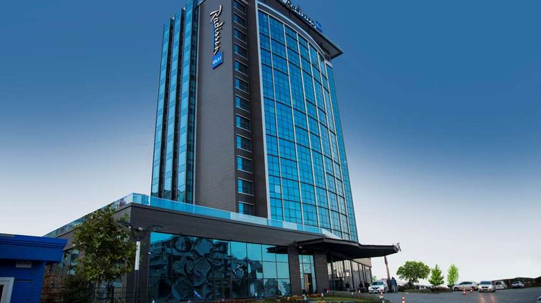 """<b>Radisson Blu Hotel Diyarbakir Exterior</b>. Images powered by <a href=""""https://iceportal.shijigroup.com/"""" title=""""IcePortal"""" target=""""_blank"""">IcePortal</a>."""