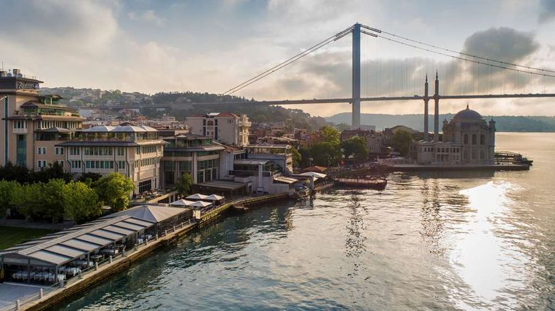 """Radisson Blu Bosphorus Hotel Exterior. Images powered by <a href=""""http://web.iceportal.com"""" target=""""_blank"""" rel=""""noopener"""">Ice Portal</a>."""