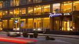 Radisson Blu Belorusskaya Hotel, Moscow Exterior