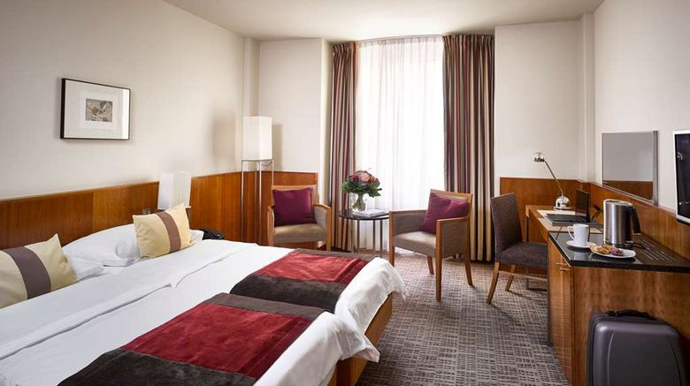 """K+K Hotel Maria Theresia Room. Images powered by <a href=""""http://web.iceportal.com"""" target=""""_blank"""" rel=""""noopener"""">Ice Portal</a>."""