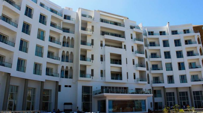 """Grand Mogador Sea View Exterior. Images powered by <a href=""""http://web.iceportal.com"""" target=""""_blank"""" rel=""""noopener"""">Ice Portal</a>."""