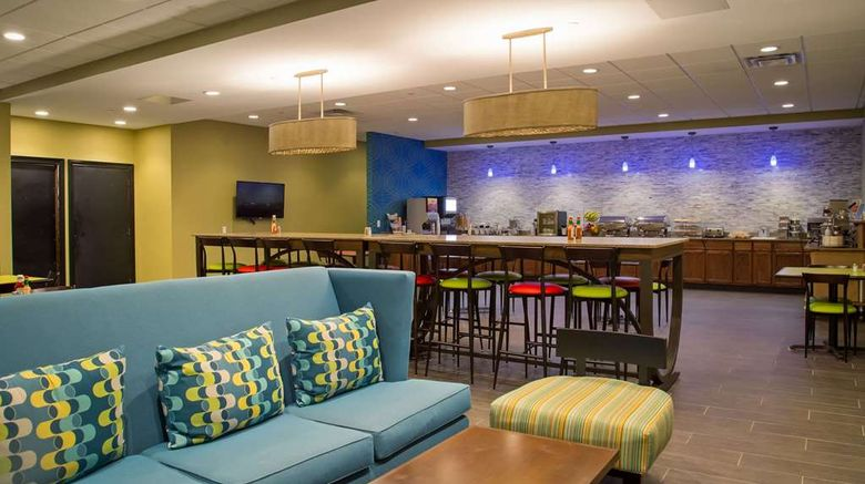 """<b>SureStay Plus Hotel by BW Albany Airport Restaurant</b>. Images powered by <a href=""""https://iceportal.shijigroup.com/"""" title=""""IcePortal"""" target=""""_blank"""">IcePortal</a>."""