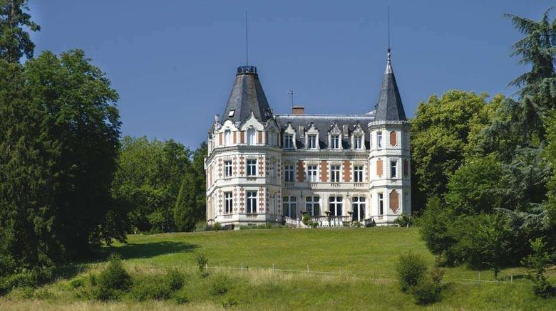 """Chateau de lAubriere Exterior. Images powered by <a href=""""http://web.iceportal.com"""" target=""""_blank"""" rel=""""noopener"""">Ice Portal</a>."""