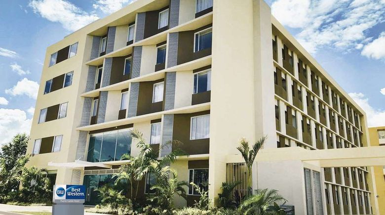 """Best Western Puerto Gaitan Hotel Exterior. Images powered by <a href=""""http://web.iceportal.com"""" target=""""_blank"""" rel=""""noopener"""">Ice Portal</a>."""